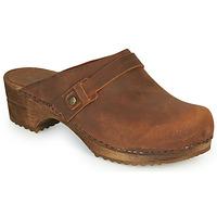Pantofi Femei Saboti Sanita URSANA Maro