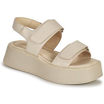 Pantofi Femei Sandale  Vagabond Shoemakers COURTNEY Bej