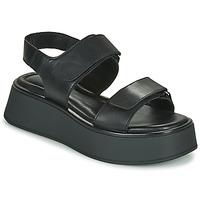 Pantofi Femei Sandale  Vagabond Shoemakers COURTNEY Negru
