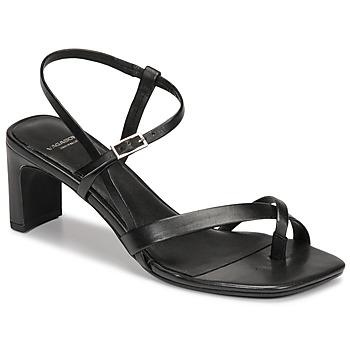 Pantofi Femei Sandale  Vagabond Shoemakers LUISA Negru