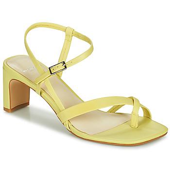 Pantofi Femei Sandale  Vagabond Shoemakers LUISA Galben
