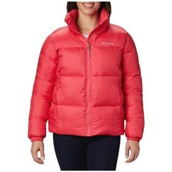 Îmbracaminte Femei Geci Columbia Puffect Jacket Roșii