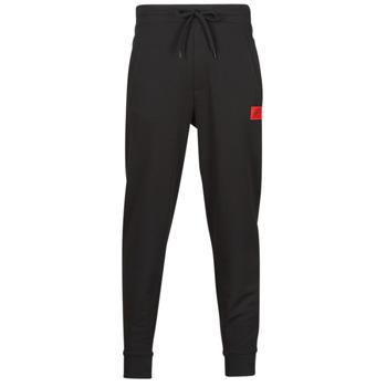 Îmbracaminte Bărbați Pantaloni de trening HUGO DOAK Negru