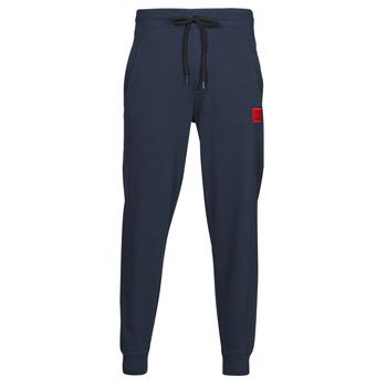Îmbracaminte Bărbați Pantaloni de trening HUGO DOAK Albastru