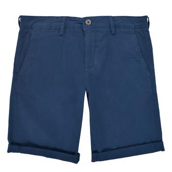 Îmbracaminte Băieți Pantaloni scurti și Bermuda Teddy Smith SHORT CHINO Albastru