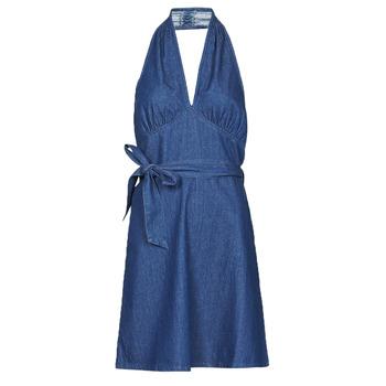 Îmbracaminte Femei Rochii scurte Molly Bracken EL902P21 Albastru