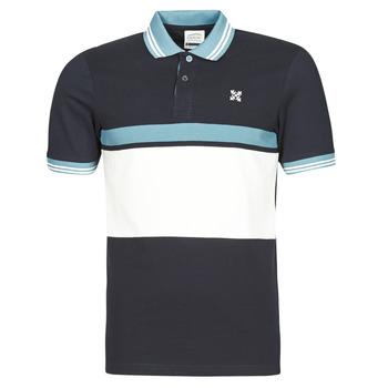 Îmbracaminte Bărbați Tricou Polo mânecă scurtă Oxbow N1NIREMO Albastru