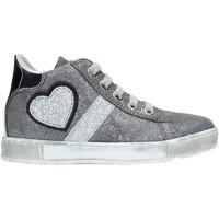 Pantofi Copii Pantofi sport stil gheata Naturino 2014191 01 Argint