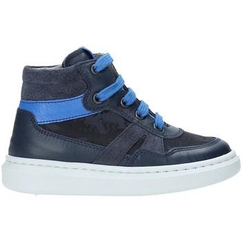 Pantofi Copii Pantofi sport stil gheata Nero Giardini A923711M Albastru