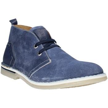 Pantofi Bărbați Ghete Rogers BK 61 Albastru