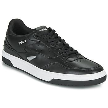 Pantofi Bărbați Pantofi sport Casual BOSS SWITON TENN FL Negru