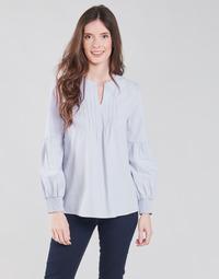 Îmbracaminte Femei Topuri și Bluze S.Oliver 14-1Q1-11-4016-48W6 Mov