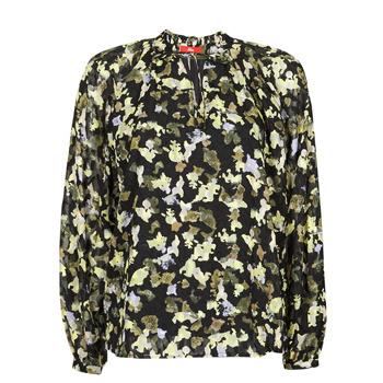Îmbracaminte Femei Topuri și Bluze S.Oliver 14-1Q1-11-4082-99A1 Negru / Multicolor