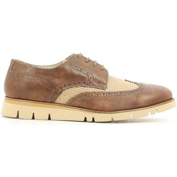 Pantofi Bărbați Pantofi Derby Lion 20942 Maro