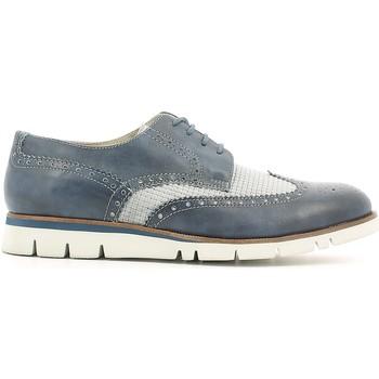 Pantofi Bărbați Pantofi Derby Lion 20942 Albastru