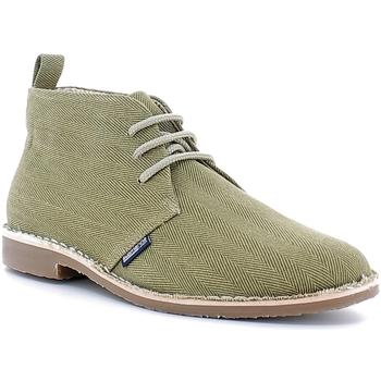Pantofi Bărbați Ghete Submariine London SML610026 Verde