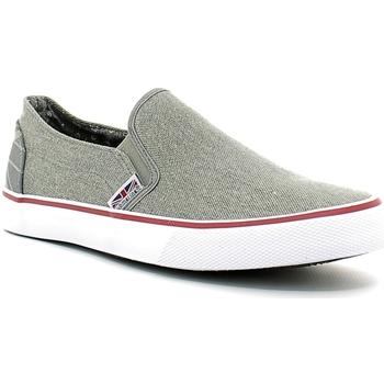 Pantofi Bărbați Pantofi Slip on Submariine London SML610054 Gri
