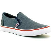 Pantofi Bărbați Pantofi Slip on Submariine London SML610054 Albastru