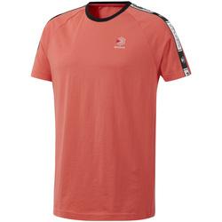 Îmbracaminte Bărbați Tricouri mânecă scurtă Reebok Sport DT8145 Roz