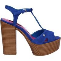 Pantofi Femei Sandale  Fornarina PE17KY1012S011 Albastru