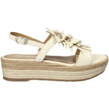 Pantofi Femei Sandale  Apepazza BRB05 Alb