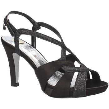 Pantofi Femei Sandale  Osey SA0566 Negru
