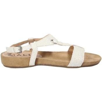 Pantofi Femei Sandale  Mally 4681 Alb