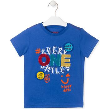 Îmbracaminte Copii Tricouri mânecă scurtă Losan 015-1032AL Albastru