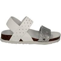 Pantofi Fete Sandale  Bionatura WANDA Alb
