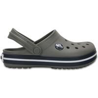 Pantofi Copii Papuci de vară Crocs 204537 Gri
