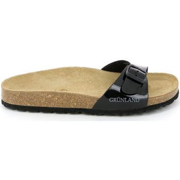 Pantofi Femei Papuci de vară Grunland CB0029 Negru