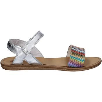 Pantofi Fete Sandale  Melania ME6074F7E.D Gri