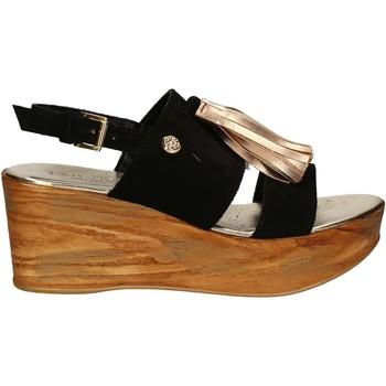 Pantofi Femei Sandale  Byblos Blu 672213 Negru