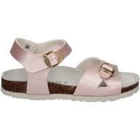 Pantofi Fete Sandale  Bionatura 22B1005 Roz