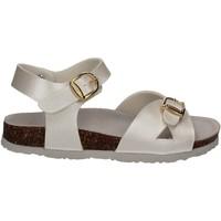 Pantofi Copii Sandale  Bionatura 22B1005 Alb