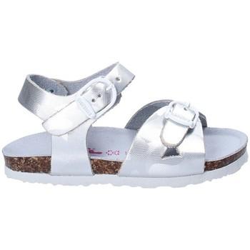 Pantofi Fete Sandale  Bionatura 22B1005 Gri