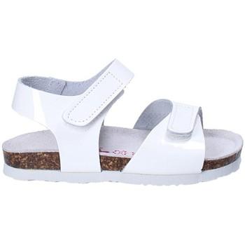 Pantofi Fete Sandale  Bionatura 22B1019 Alb