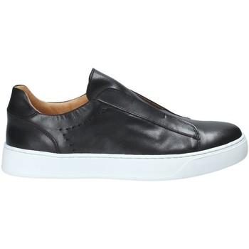 Pantofi Bărbați Pantofi Slip on Exton 510 Negru