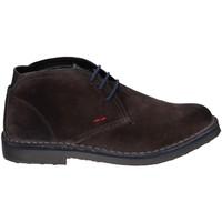 Pantofi Bărbați Ghete Rogers 6037 Gri
