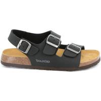 Pantofi Bărbați Sandale  Grunland SB3645 Negru