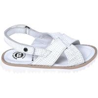 Pantofi Fete Sandale  Melania ME4096D9E.E Alb