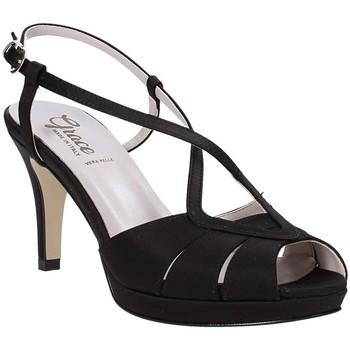 Pantofi Femei Sandale  Grace Shoes 738E008 Negru
