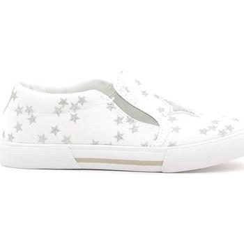 Pantofi Copii Pantofi Slip on Chicco 01055381 Alb