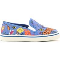 Pantofi Copii Pantofi Slip on Chicco 01055478 Albastru