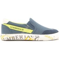 Pantofi Copii Pantofi Slip on Lumberjack SB09105 003 N58 Albastru