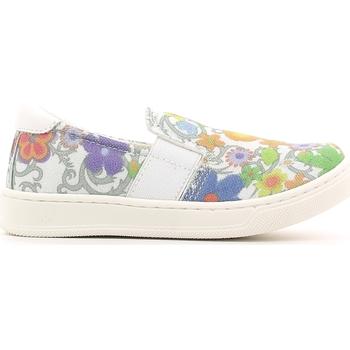 Pantofi Copii Pantofi Slip on Crazy MK1063B6E.X Alb