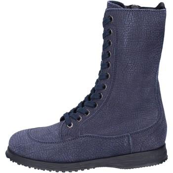 Pantofi Femei Botine Hogan BK692 Albastru