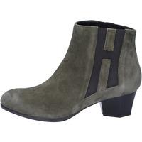 Pantofi Femei Botine Hogan BK698 Verde