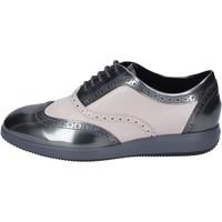 Pantofi Femei Pantofi Oxford Hogan BK703 Gri