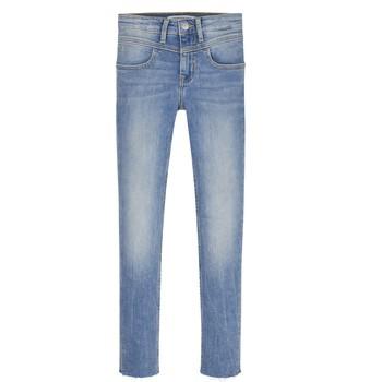 Îmbracaminte Fete Jeans skinny Calvin Klein Jeans IG0IG00971-1AA Albastru